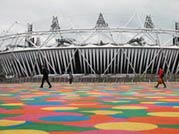 World awaits the London Games to kick off