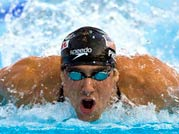 Michael Phelps gunning for gold at London Olympics