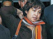 Taslima takes dig at Indian politicians