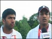 Olympic tennis: Bhupathi-Bopanna knocked out