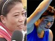 Mary Kom gets a rousing reception in Delhi