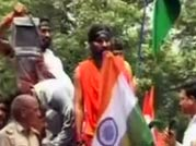Baba Ramdev's march to Parliament