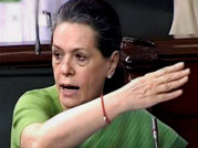 Sonia to lead counter-attack against BJP