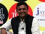 Akhilesh Yadav as you have never seen him before