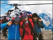 Avalanche kills 9 climbers in Nepal