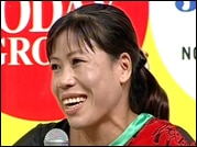 Mary Kom charms India Today Mind Rocks Youth Summit