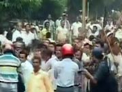 Congress workers lathicharged in Odisha