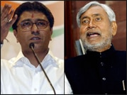 Raj Thackeray indulging in anti-Bihar tirade: Nitish Kumar