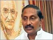 Can't divide Andhra Pradesh for political gains: N Kiran Kumar Reddy