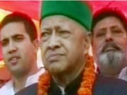 BJP questions Cong leader Virbhadra's income