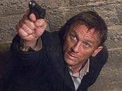 Celebrating 50th anniversary of James Bond films
