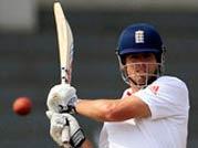 England ride high on skipper Alastair Cook ton