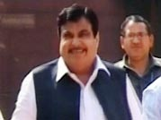 BJP stands by its president Nitin Gadkari, Purti MD defends him
