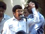 India Against Corruption members beaten up during protests