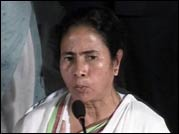 Our protest is voice of aam admi: Mamata Banerjee