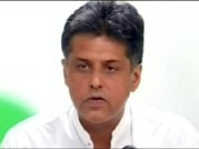 Manish Tewari becomes MoS with independent charge