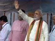 Sonia scared of BJP's popularity: Modi