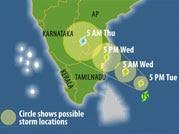 Cyclone Nilam makes landfall at Mahabalipuram, over 3,000 evacuated