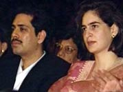 The rise of Robert Vadra