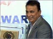 Gavaskar gets BCCI's lifetime achievement award