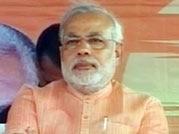 Modi evades questions on Nitin Gadkari