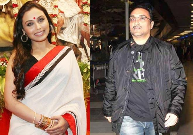 It's official! Rani to marry Aditya Chopra next year ...