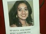 Abortion row: Savita