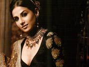 Vidya Balan's wedding diary!