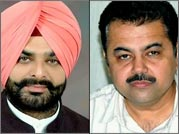 Akali youth leaders booked for assaulting Ludhiana top cop