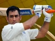 Skipper Alastair Cook and Jonathan Trott put England in control