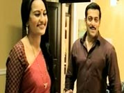 Dabangg 2: Behind the scenes