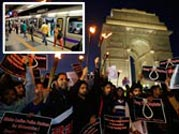 Is this how a democracy functions? Metro stations near India Gate shutdown to scuttle protests