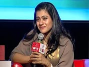 Agenda Aaj Tak 2012: Meet superstar supermom Kajol. Session video
