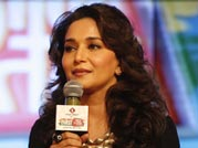 Madhuri Dixit says a heroine is no less important than a hero