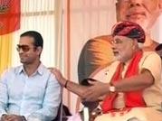 Congress hits out at Modi after Irfan Pathan joins him at a rally