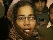 I was detained and beaten by cops, alleges anti-gangrape woman protester
