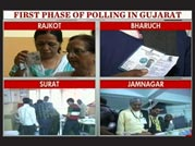 First phase of voting in Gujarat ends