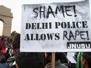 According to a Headlines Today survey 2/3 of Delhi's women feel police mishandle their complains