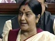 FDI in retail will harm farmers, consumers, says Sushma Swaraj