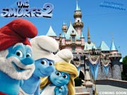 3D animation movie Smurfs 2 releases in August 2013
