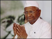 Killing of Indian jawans: Pak should be taught a lesson, say Anna Hazare