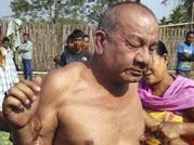 Congress leader thrashed over rape attempt in Assam