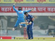 India win second ODI after dismissing England for 155, lead series 2-1