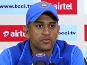 Dhoni blames top order for loss against Pakistan