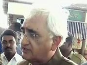 Questions over Javed Miandad's visa are to be asked by MHA: External Affairs Minister Salman Khurshid