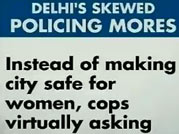 Delhi Police issues dos and don'ts for women in city