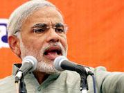 BJP gags 'Narendra Modi for PM' clamour