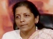 Sonia Gandhi has realised that providing 1 crore jobs is a challenge: Nirmala Sitharaman