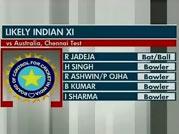 India-Australia set to go head-to-head tomorrow