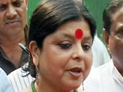 We are not street fighters like TMC, says Deepa Dasmunshi
